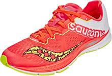 saucony Fastwitch 8 Naiset Juoksukengät , keltainen/punainen