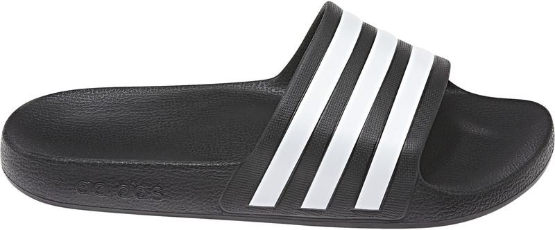 adidas Adilette Aqua Miehet Varvassandaalit , musta
