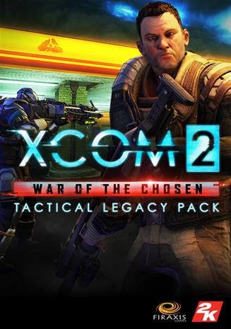 Xcom 2 - War of the Chosen: Tactical Legacy Pack, PC-peli