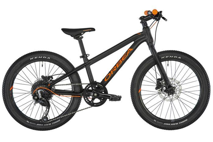 """ORBEA MX Team-Disc Lapset lasten polkupyörä 20"""""""" , musta"""