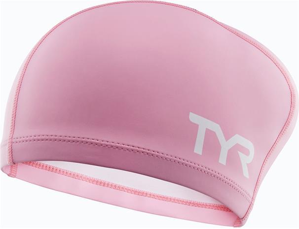 TYR Comfort Lapset uimalakki , vaaleanpunainen
