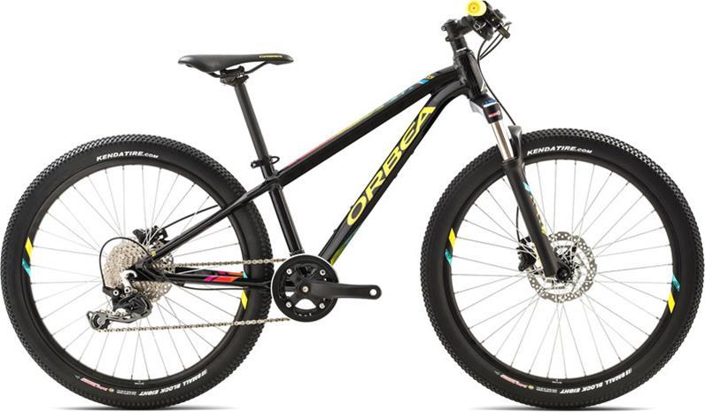 """ORBEA MX Trail Lapset lasten polkupyörä 24"""""""" , musta"""
