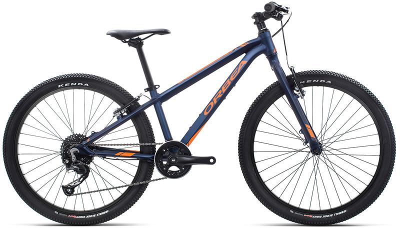 """ORBEA MX Dirt Lapset lasten polkupyörä 20"""""""" , oranssi/sininen"""