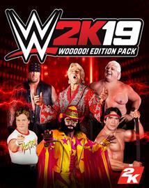 WWE 2K19 - Wooooo! Edition Pack!, PC -peli