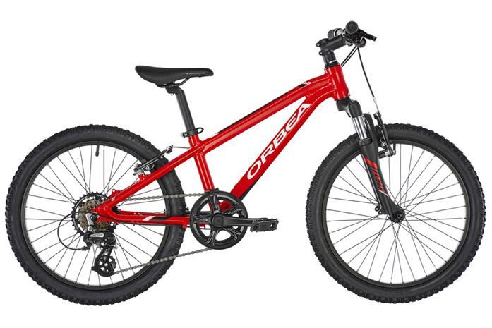 """ORBEA MX XC Lapset lasten polkupyörä 20"""""""" , punainen"""