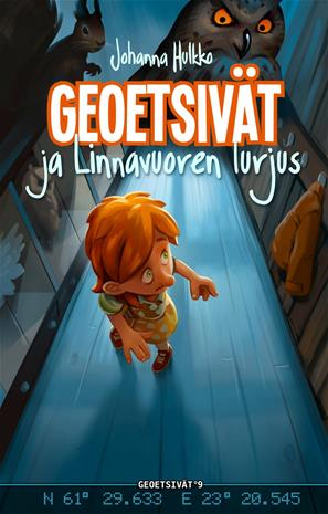 Geoetsivät ja Linnavuoren lurjus (Johanna Hulkko Jari Paananen (kuv.)), kirja