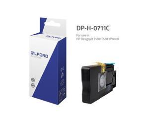 Gilford DP-H-0711C, mustekasetti