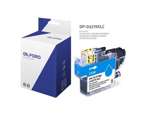 Gilford DP-03219XLC, mustekasetti
