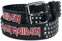 Iron Maiden Vyö musta