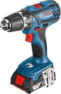 Bosch GSR 18-2-LI Plus Professional (06019E6102), akkuporakone/-ruuvinväännin