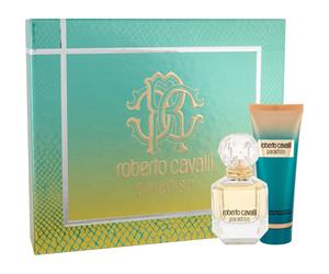 Roberto Cavalli - Paradiso EDP 50 ml + Body Lotion 75 ml - Giftset