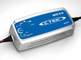 Akkulaturi CTEK MXT 4.0 24V/4A Automaattilaturi 8-100 Ah lyijyakuille