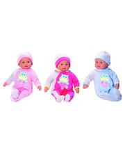 Loko Toys Baby Kiss 98615 interaktiivinen nukke