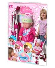 Loko Toys nukke ja sateenvarjorattaat
