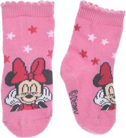 Disney Minni Hiiri Sukkia, Pink 0-6 kuukautta