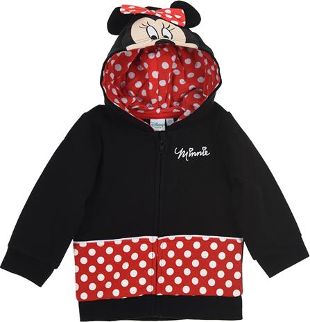 Disney Minni Hiiri Huppari, Black 12 kk