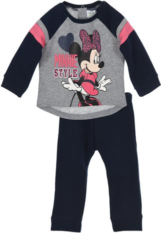 Disney Minni Hiiri Paita & Housut, Navy 12 kk