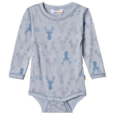 Moose Baby Body Sininen70 cm (6-7 kk)