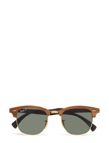 Ray-Ban Clubmaster (M) Musta