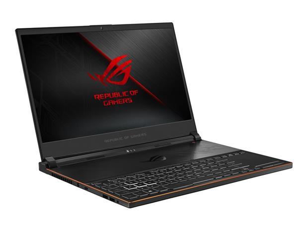"""Asus ROG Zephyrus S GX531GM-ES005T (Core i7-8750H, 16 GB, 512 GB SSD, 15,6"""", Win 10), kannettava tietokone"""