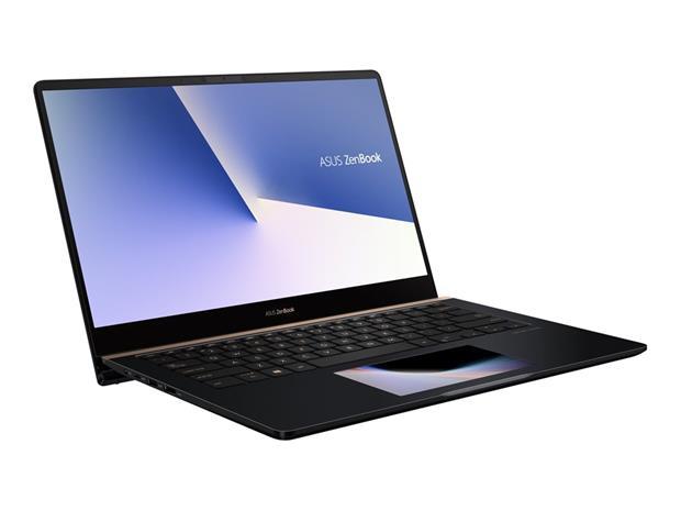 """Asus ZenBook Pro 14 UX480FD-BE003T (Core i7-8565U, 16 GB, 512 GB SSD, 14"""", Win 10), kannettava tietokone"""
