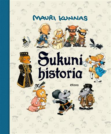 Sukuni historia (Mauri Kunnas), kirja