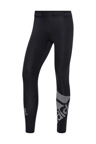 "adidas Sport Performance"" ""Alphaskin Sport Badge of Sport Long Tights -treenitrikoot"