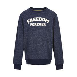 MINYMO - Sweatshirt w. Emblem
