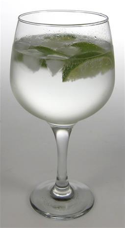 LAV Combinato, gin & tonic -lasit 73 cl, 6 kpl