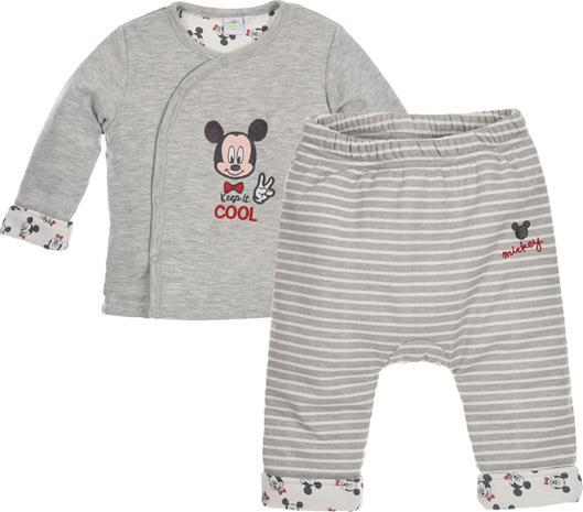Disney Mikki Hiiri Paita & Housut, Grey 18 kk