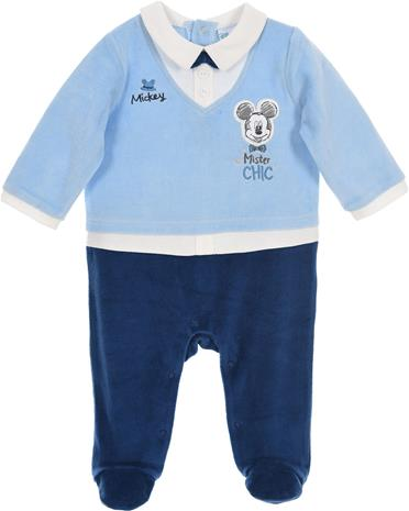 Disney Mikki Hiiri Pyjama, Navy 0 kk