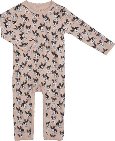 Petit By Sofie Schnoor Jumpsuit, French Bulldog 68