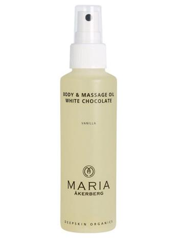 Maria Åkerberg Body & Massage Oil White Chocolate (125ml)