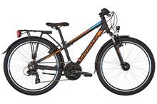 """Serious Rockville Street Lapset lasten polkupyörä 24"""""""" , oranssi/musta"""