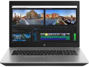 """HP ZBook 17 G5 4QH16EA#AK8 (Core i7-8750H, 8 GB, 256 GB SSD, 17,3"""", Win 10 Pro), kannettava tietokone"""