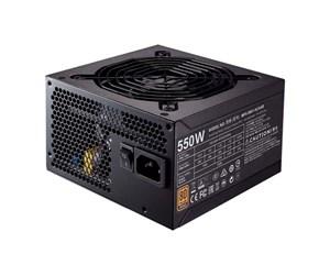 Cooler Master MWE Bronze 550, virtalähde