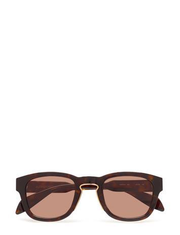 Alexander McQueen Eyewear Am0047s Ruskea