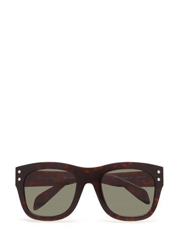 Alexander McQueen Eyewear Am0050s Vihreä
