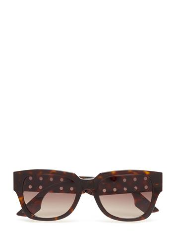 McQ Eyewear Mq0020s Ruskea