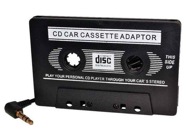 Reekin, autosoittimen C-kasettiadapteri