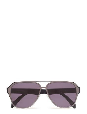 Alexander McQueen Eyewear Am0012s Punainen