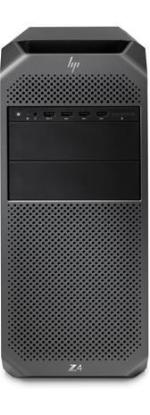HP Workstation Z4G4T 3MB65EA#UUW (W-2125, 32 GB, 256 GB SSD + 2000 GB HDD, Win 10), keskusyksikkö