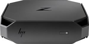HP Z2 Mini G4 4RW97EA#UUW (E3-1245V5, 8 GB, 256 GB, Win 10), keskusyksikkö