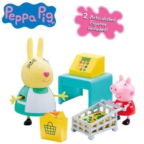 Pipsa Possu shoppailee, leikkisetti