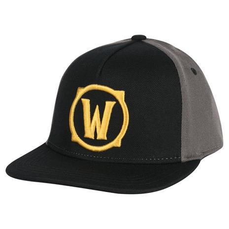World of Warcraft Iconic Stretch Fit Hat (7850) (Päävarasto)