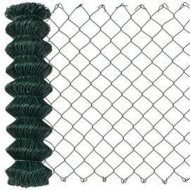 [pro.tec]® Aitaverkko - PVC -pinnoitteella - 25m x 0,8m