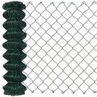 [pro.tec]® Aitaverkko - PVC -pinnoitteella, 15m x 1m