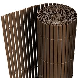 [neu.hauz]® Aita - PVC -muovista tehty, auringon- ja tuulensuoja - ruskea - 3m x 1,5m