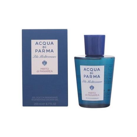 Shower Gel Repairing Blu Mediterraneo Mirto Di Panarea Acqua Di Parma 200 ml