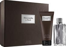 Abercrombie & Fitch - First Instinct EDT 100 ml + Body Shower 200 ml - Giftset